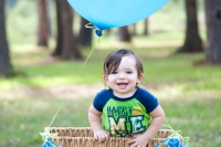 Mason's First Birthday